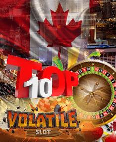 The Top 10 Low Volatile Slots nodepositca.com